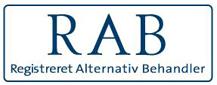 registreret alternativ behandler